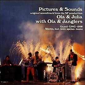 Ola & The Janglers - Alex Is The Man / Now I Like Her