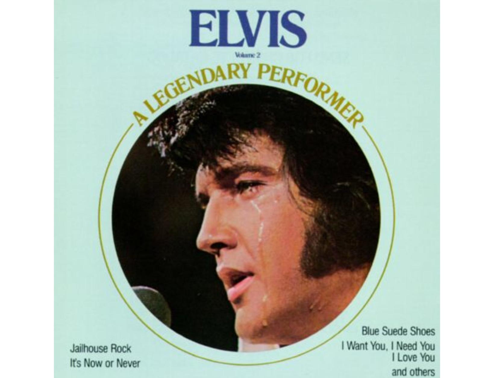 Den andra januari 1974 gav RCA ut samlingen A Legendary Performer vol 1 41d67d8cdf09b
